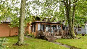 Devils Lake Yacht Club Area